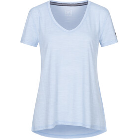 super.natural Travel T-shirt Dames, skyway melange